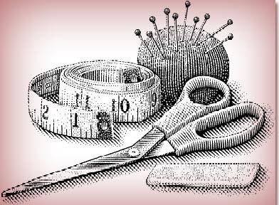 رشته طراحی لباس وطراحی مد وخیاطی چه تفاوتی دارند ؟