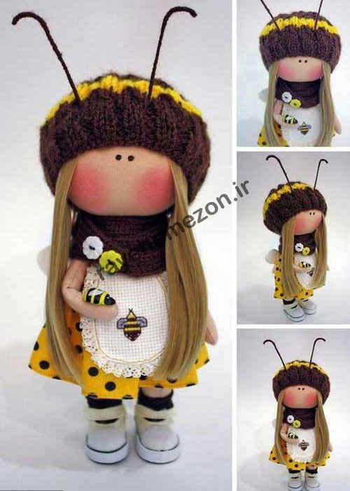 عروسک روسی عروسکی دوست داشتنی
