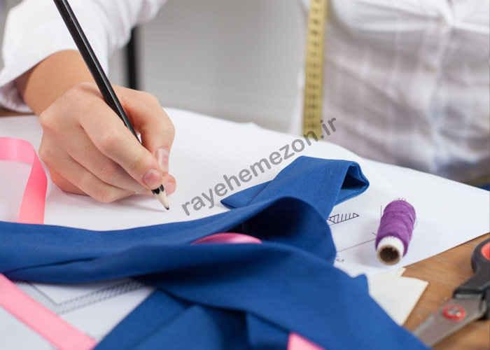 آموزش مراحل طراحی لباس قسمت اول